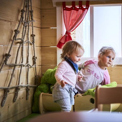 Spielgerät - Appenzellerhaus